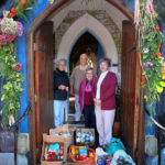 St George's Church Holcombe donate Harvest Festival Offerings