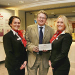 A donation from The Chelsea Building Society, Paignton