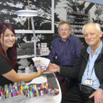 HITS receives £100 from 'Fingertips and Sunshine' Dawlish