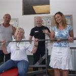 Our near neighbours Steve's Gym raises £1,500