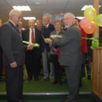 Grand opening of the new premises